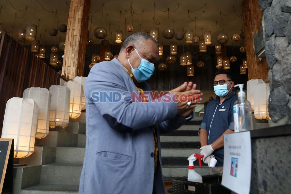 Begini Protokol Kesehatan FourPoints Sheraton Bali di Masa Pandemi Covid-19-0