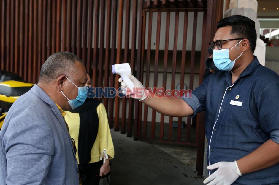 Begini Protokol Kesehatan FourPoints Sheraton Bali di Masa Pandemi Covid-19-4