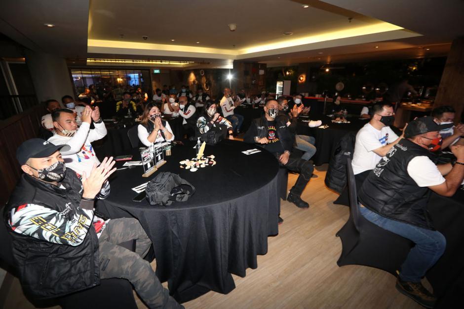 Peserta Mister Aladin Road Trip Protokol CHSE Big Max Indonesia Ikuti Gala Dinner-4