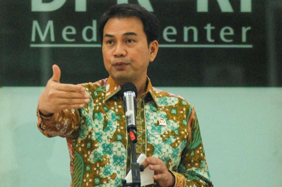 Pimpinan DPR Desak Polri-TNI Tindak Tegas Ketua ULMWP Benny Wenda-2