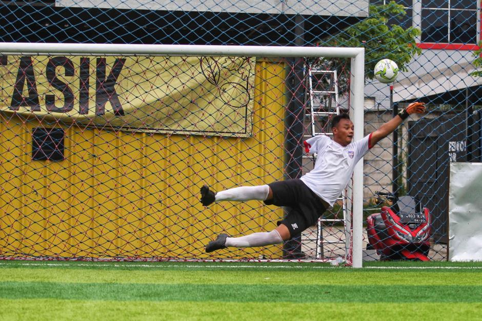 Peringati Hari Disabilitas Internasional, Tim Garuda Indonesia Amputee Football Gelar Latihan Bersama-4