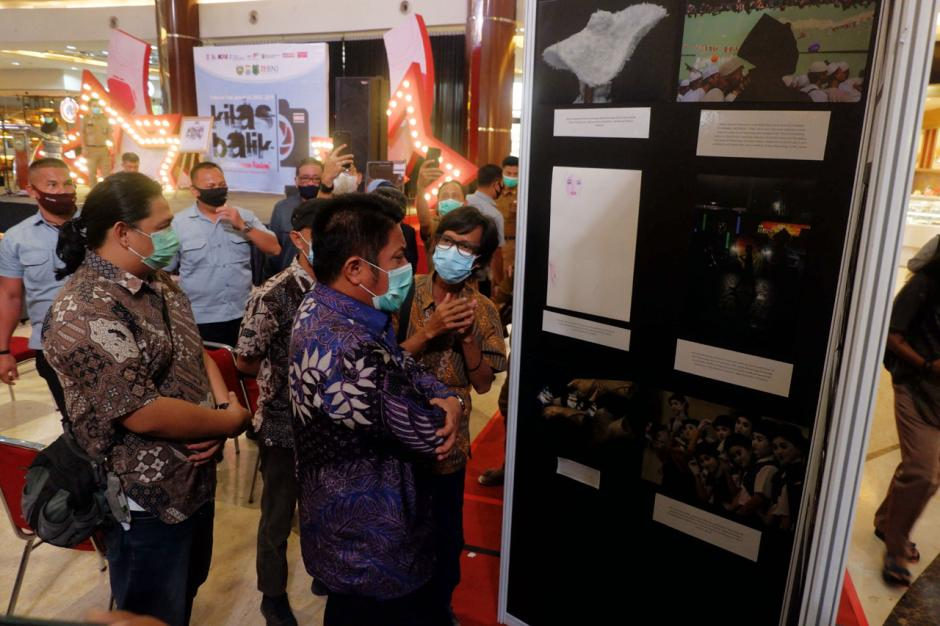 Pameran Foto Kilas Balik 2018-2019 PFI Palembang Resmi Dibuka-6