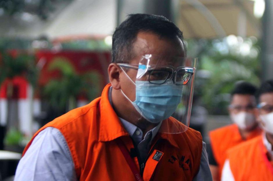 Kasus Suap Lobster, KPK Lanjutkan Pemeriksaan Edhy Prabowo-0