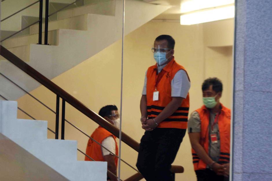 Kasus Suap Lobster, KPK Lanjutkan Pemeriksaan Edhy Prabowo-3