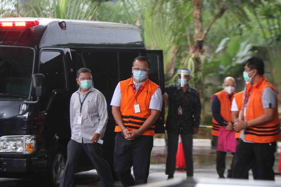 Kasus Suap Lobster, KPK Lanjutkan Pemeriksaan Edhy Prabowo-2