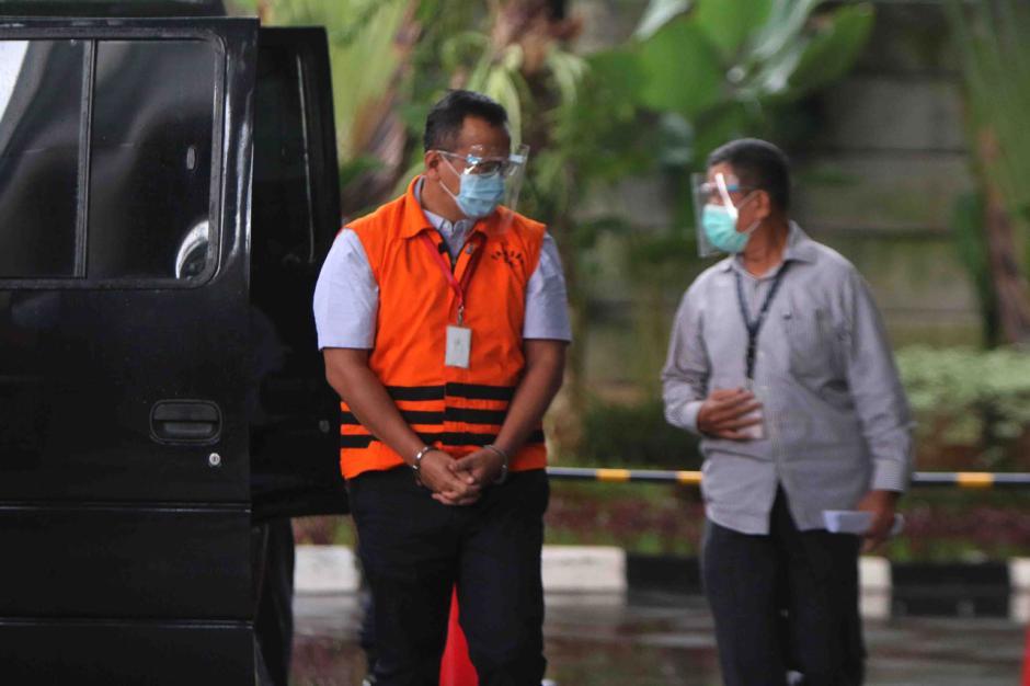 Kasus Suap Lobster, KPK Lanjutkan Pemeriksaan Edhy Prabowo-1