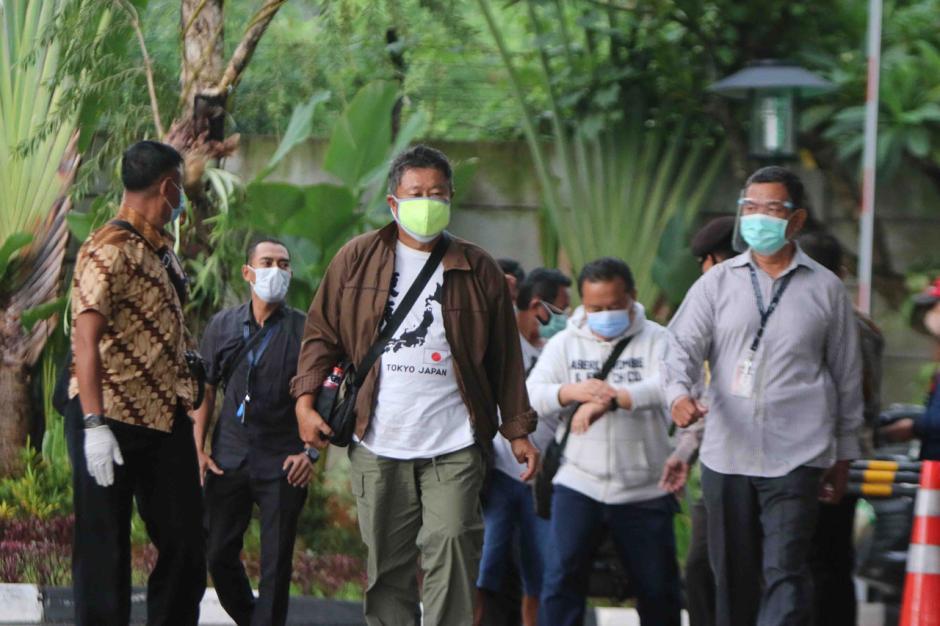 OTT Bupati Baggai Laut Wenny Bukamo, KPK Tangkap 16 Orang-0