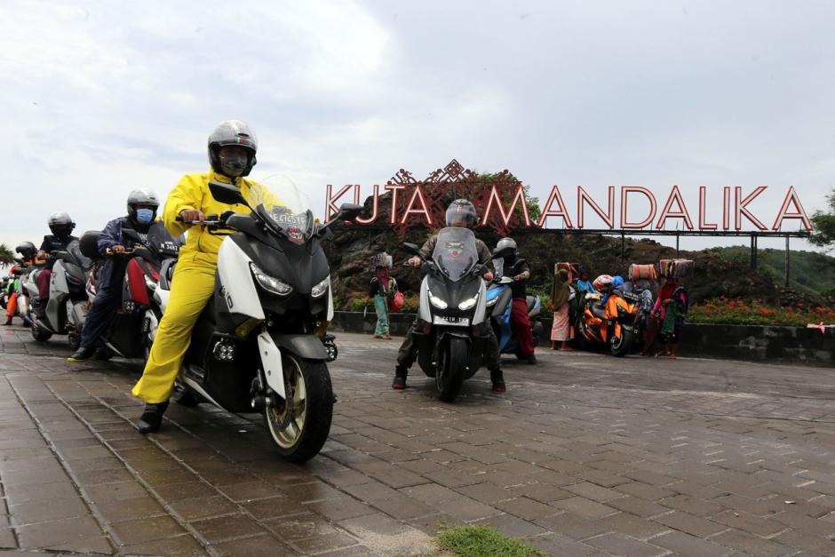 Mister Aladin Road Trip Protokol CHSE Kunjungi Sirkuit Mandalika Lombok-2