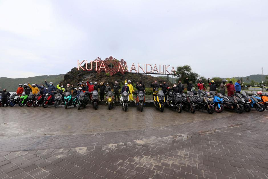 Mister Aladin Road Trip Protokol CHSE Kunjungi Sirkuit Mandalika Lombok-1