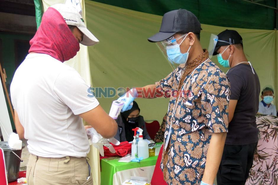 Protokol Kesehatan Ketat saat Warga Gunakan Hak Pilih di TPS-0