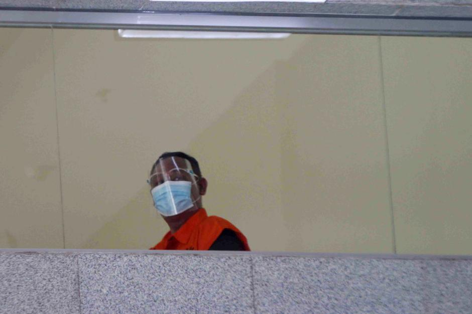 KPK Lanjutkan Pemeriksaan Pejabat Pembuat Komitmen Kemensos Matheus Joko Santoso-1