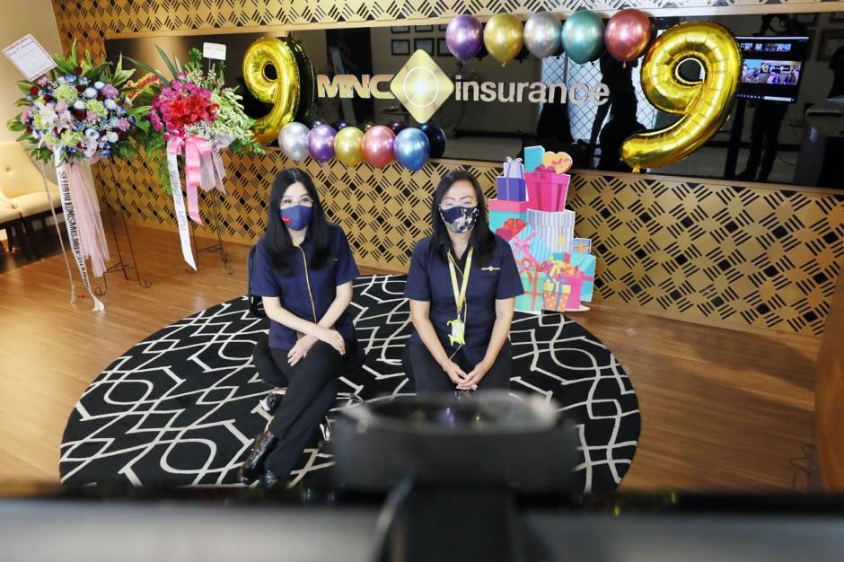 MNC Insurance Gelar Perayaan HUT ke-9 Secara Sederhana-3
