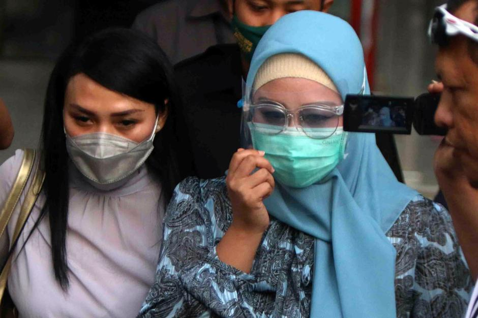 KPK Periksa Istri Eks Menteri Kelautan dan Perikanan Edhy Prabowo-2