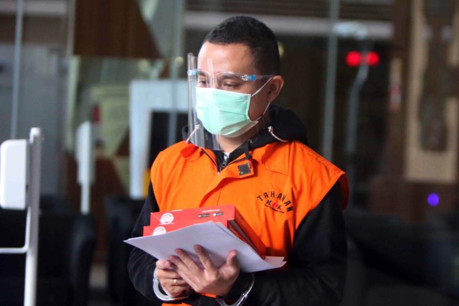 Korupsi Bansos Covid-19, Hary Sidabukke Jalani Pemeriksaan Lanjutan di KPK-0