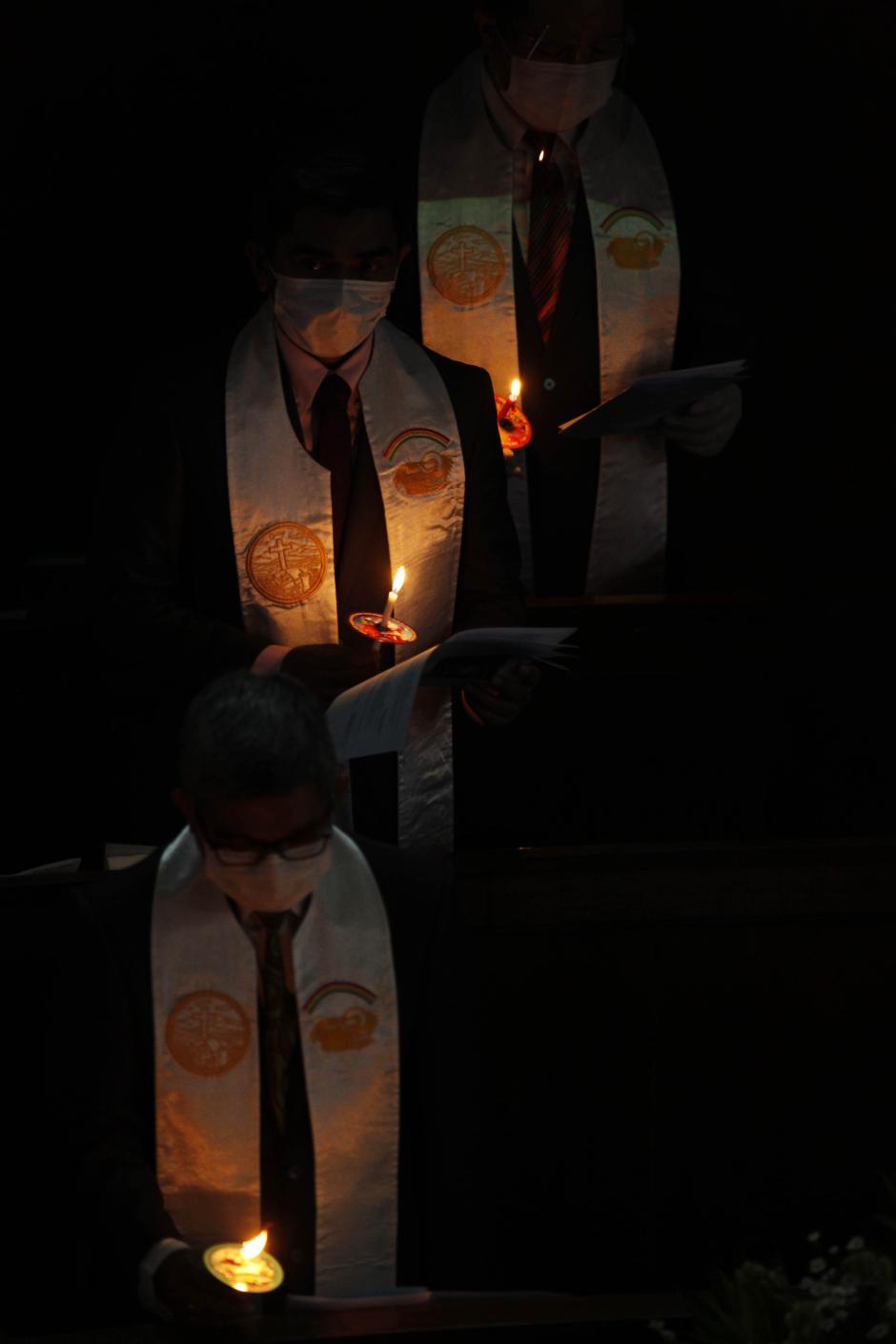 Gereja Immanuel Gelar Resital Immanuel Natal 2020-2