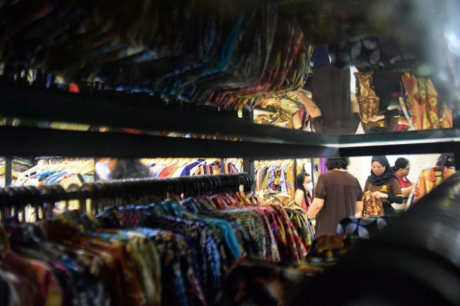 Berburu Batik di Semarang Jelang Libur Akhir Tahun-1