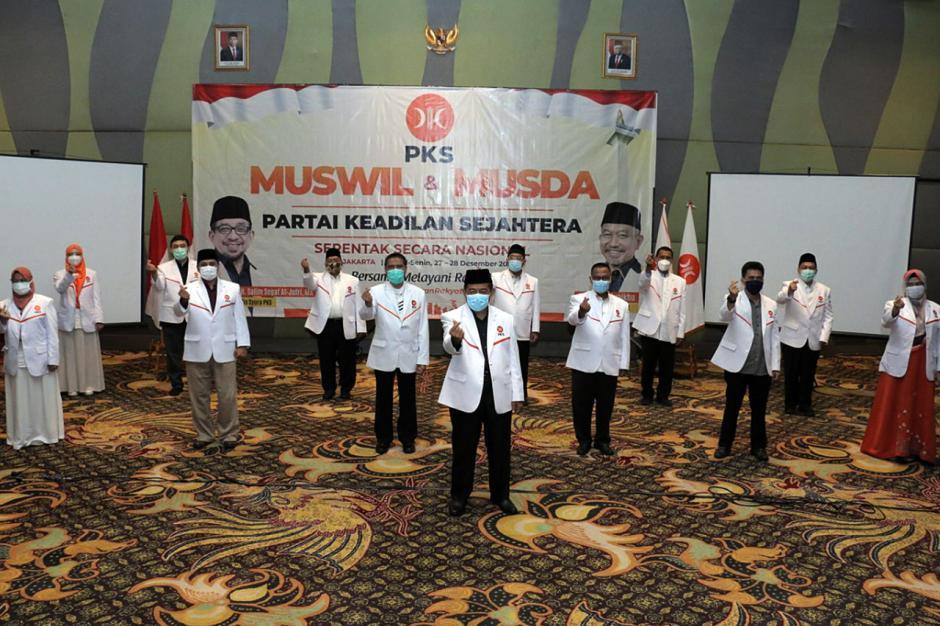 DPW PKS DKI Jakarta Ikuti Muswil dan Musda PKS V Se-Indonesia-1