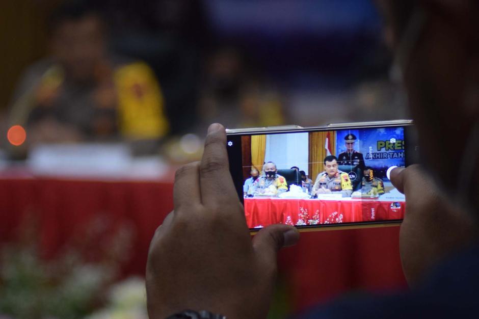 Tindak Kriminalitas di Jawa Tengah Menurun Sepanjang Tahun 2020-2