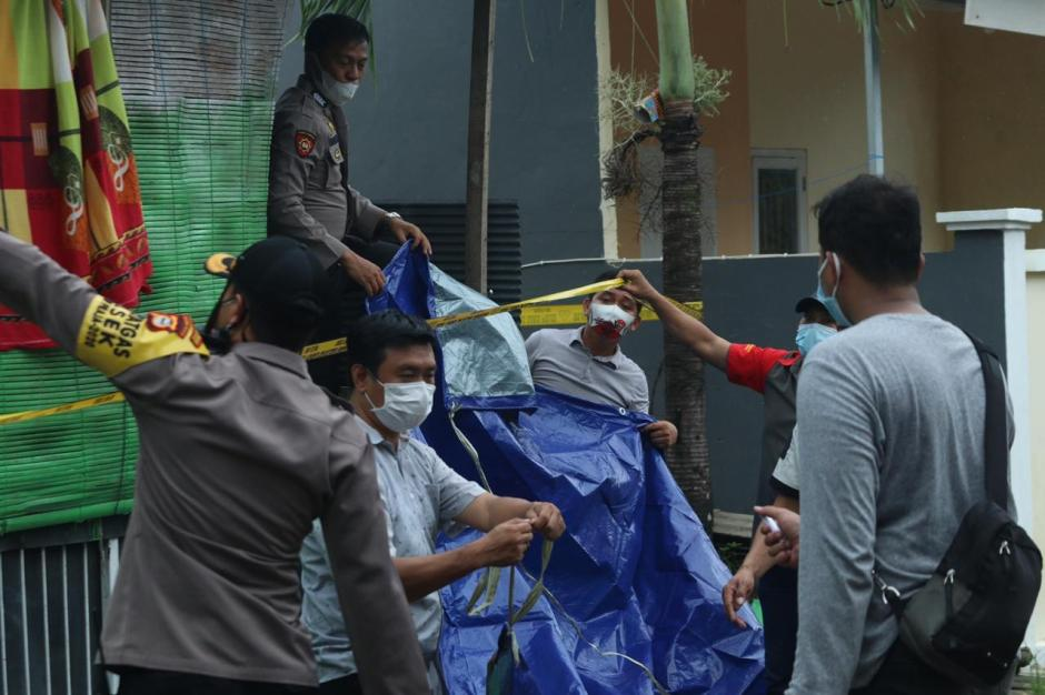 Melawan Saat Ditangkap, Densus 88 Tembak Mati Dua Terduga Teroris JAD di Makassar-2