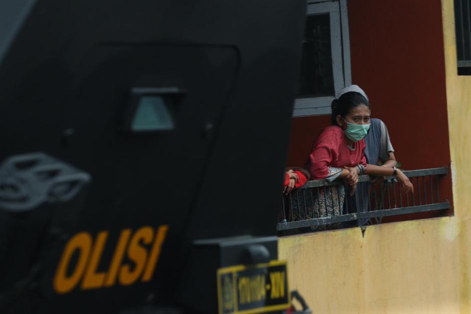 Melawan Saat Ditangkap, Densus 88 Tembak Mati Dua Terduga Teroris JAD di Makassar-6
