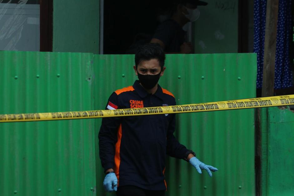 Melawan Saat Ditangkap, Densus 88 Tembak Mati Dua Terduga Teroris JAD di Makassar-5