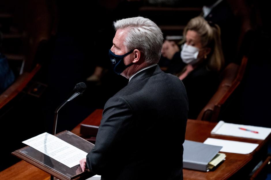Usai Diserbu Pendukung Trump, Kongres AS Lanjutkan Sidang Penetapan Joe Biden Sebagai Presiden-1