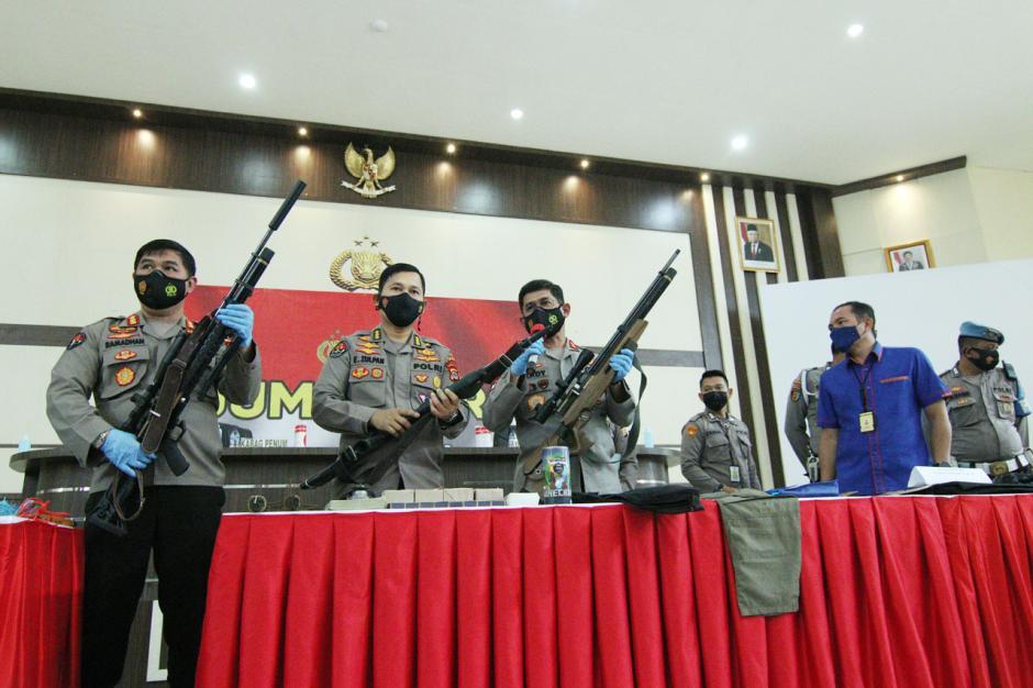 Polisi Tangkap 20 Terduga Teroris JAD di Makassar, Dua Tewas Ditembak-0