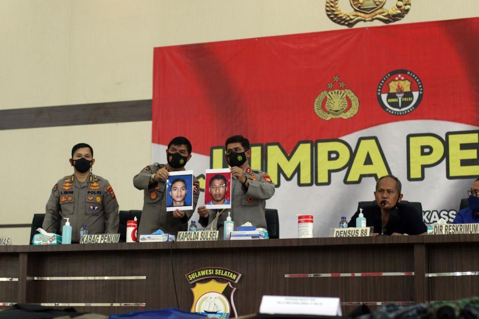 Polisi Tangkap 20 Terduga Teroris JAD di Makassar, Dua Tewas Ditembak-1