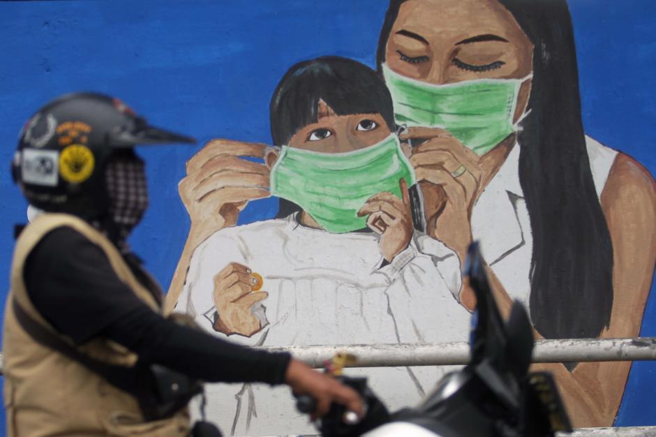 Tambah 9.321 Kasus Baru, Covid-19 di Indonesia Tertinggi Selama Pandemi-1