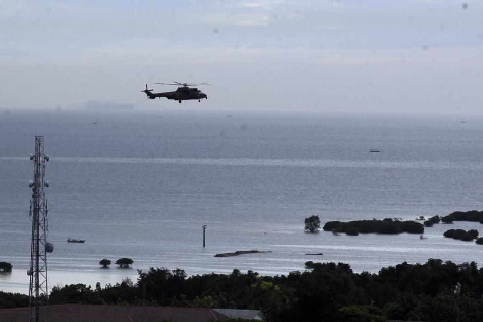 Basarnas Kerahkan Segala Kemampuan untuk Temukan Pesawat Sriwijaya Air SJ182-4