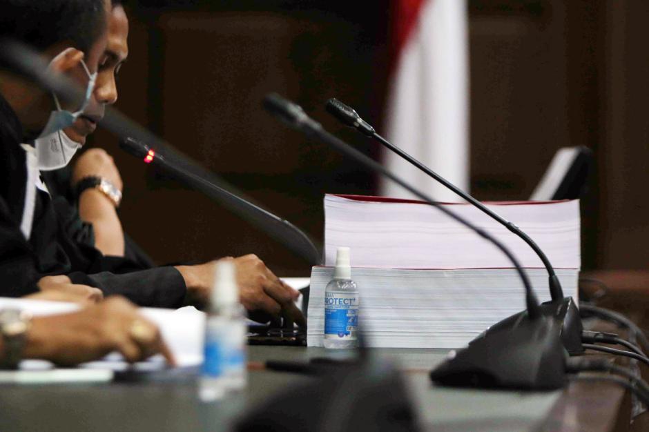 Jaksa Pinangki Dituntut 4 Tahun Penjara dalam Kasus Suap Fatwa MA-5