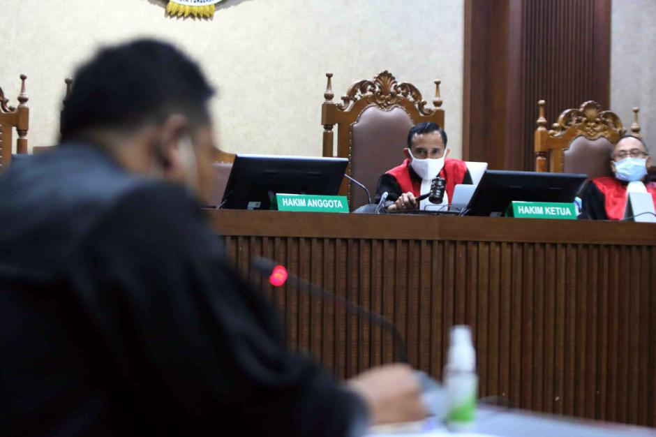 Jaksa Pinangki Dituntut 4 Tahun Penjara dalam Kasus Suap Fatwa MA-6