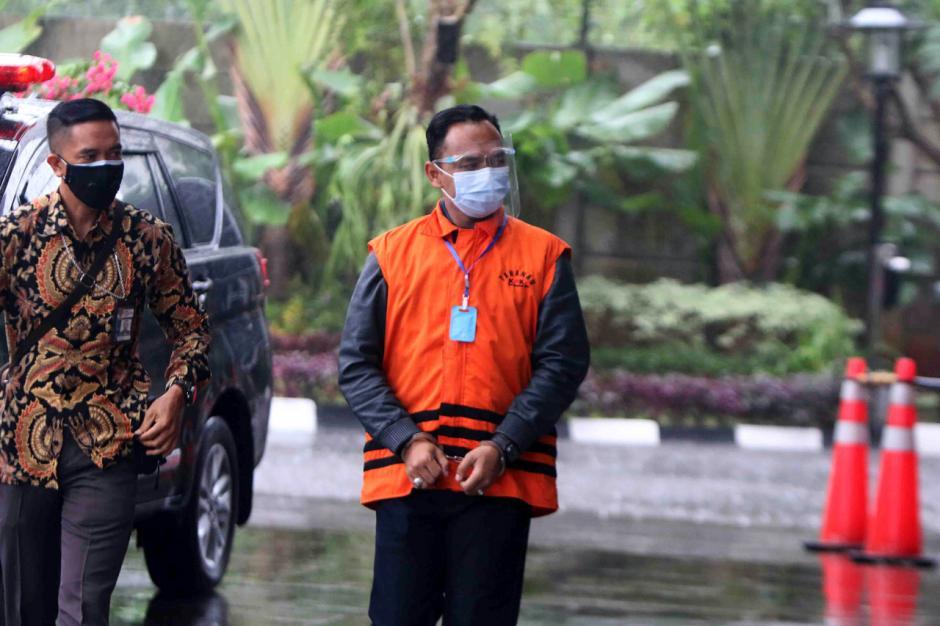Kasus Suap Ekspor Lobster, KPK Lanjutkan Pemeriksaan Staf Istri Edhy Prabowo-1