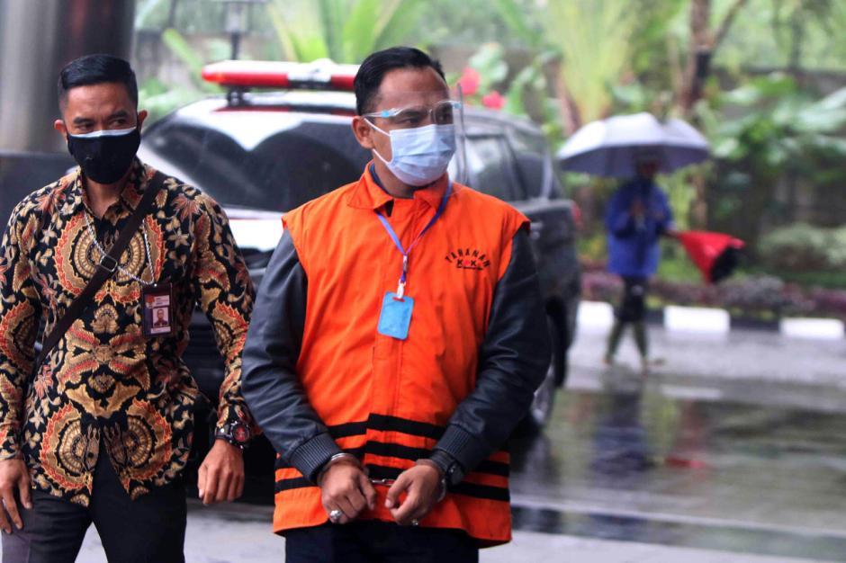Kasus Suap Ekspor Lobster, KPK Lanjutkan Pemeriksaan Staf Istri Edhy Prabowo-4