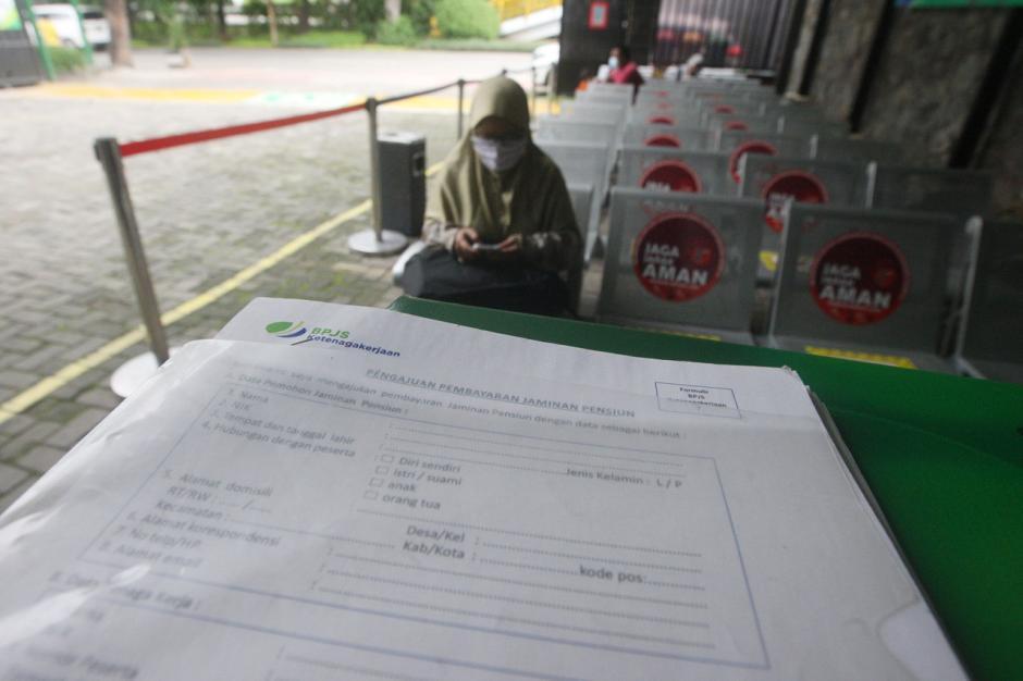 BP Jamsostek Siapkan Rp5 Miliar Santunan Korban Sriwijaya Air SJ182-3