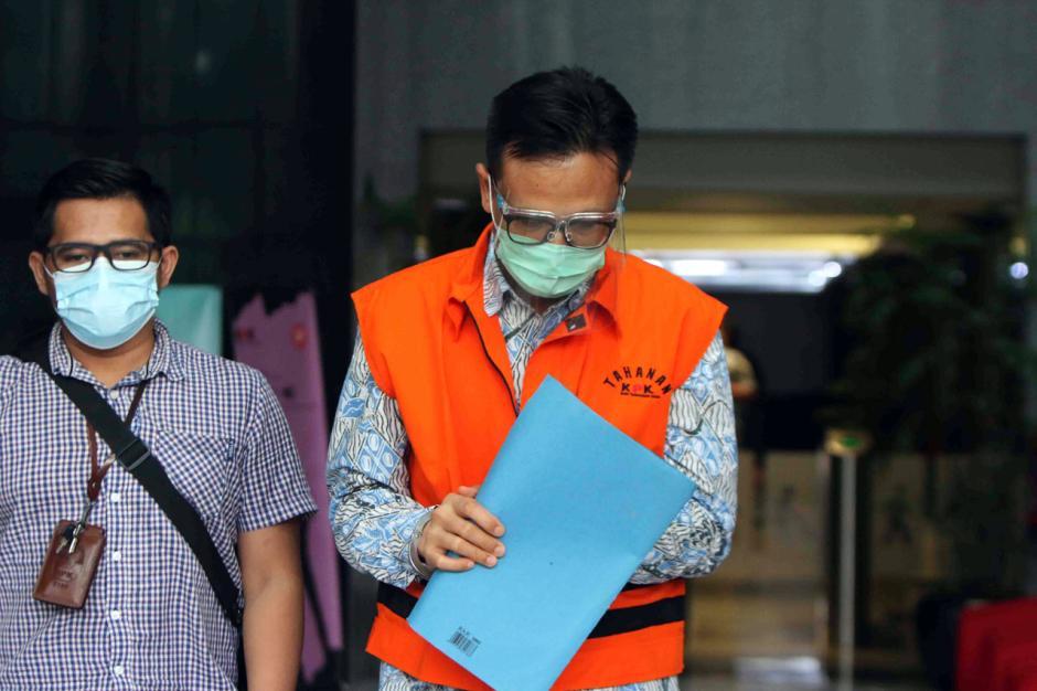 KPK Lanjutkan Pemeriksaan Mantan Manajer Wijaya Karya I Ketut Suarbawa-0