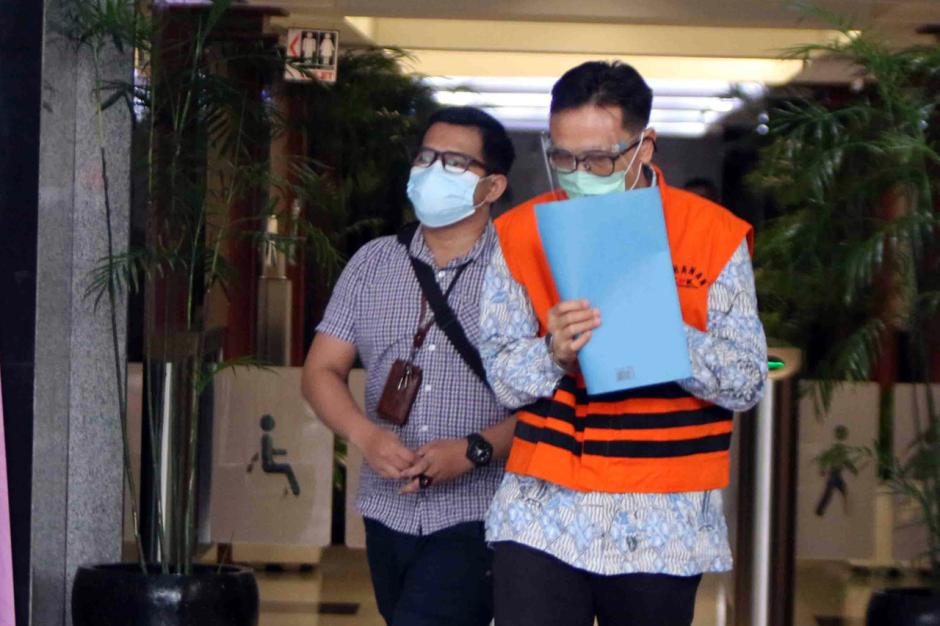 KPK Lanjutkan Pemeriksaan Mantan Manajer Wijaya Karya I Ketut Suarbawa-1