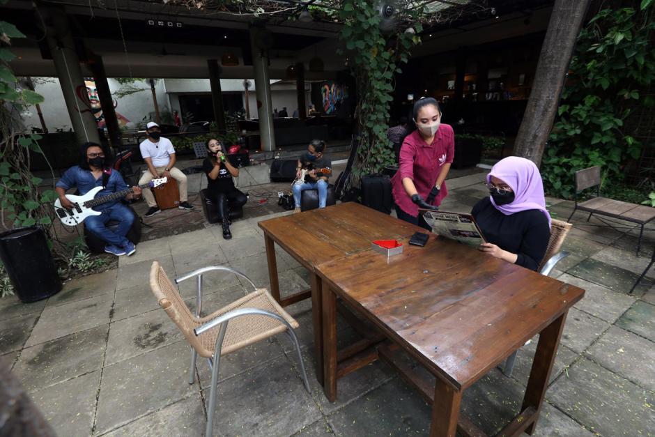 Cafe dan Resto Berkonsep Outdoor Jadi Pilihan di Masa PPKM-1