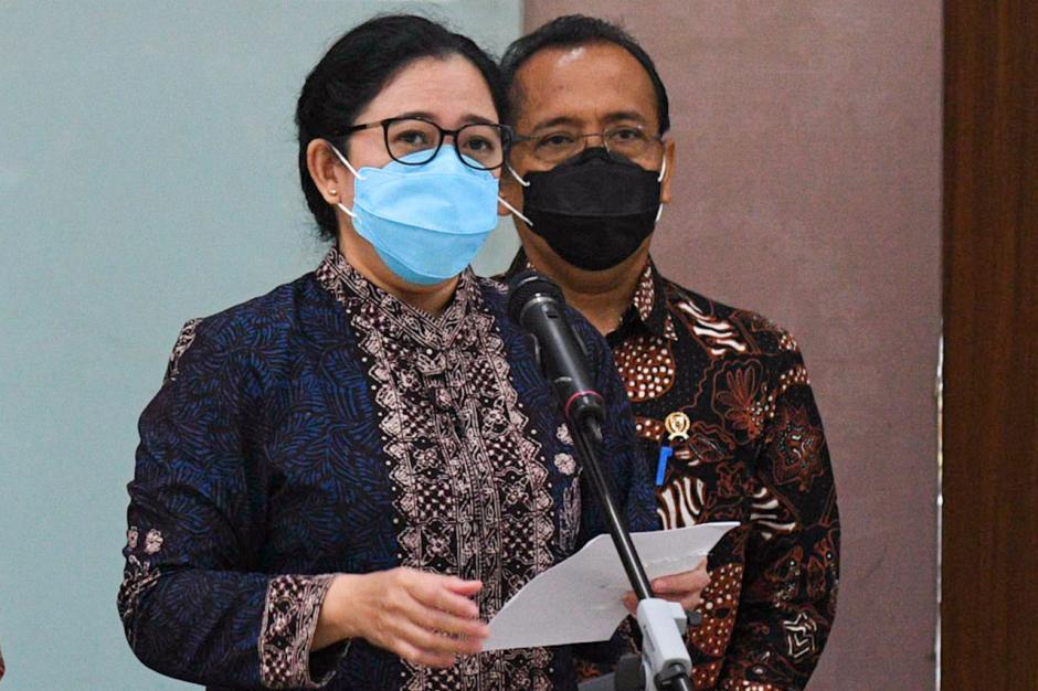 Presiden Jokowi Ajukan Komjen Pol Listyo Sigit Prabowo Sebagai Calon Kapolri ke DPR-2
