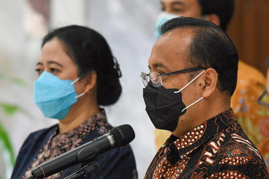 Presiden Jokowi Ajukan Komjen Pol Listyo Sigit Prabowo Sebagai Calon Kapolri ke DPR-4