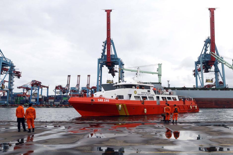 Basarnas Terus Lakukan Pencarian CVR Sriwijaya Air SJ182-7