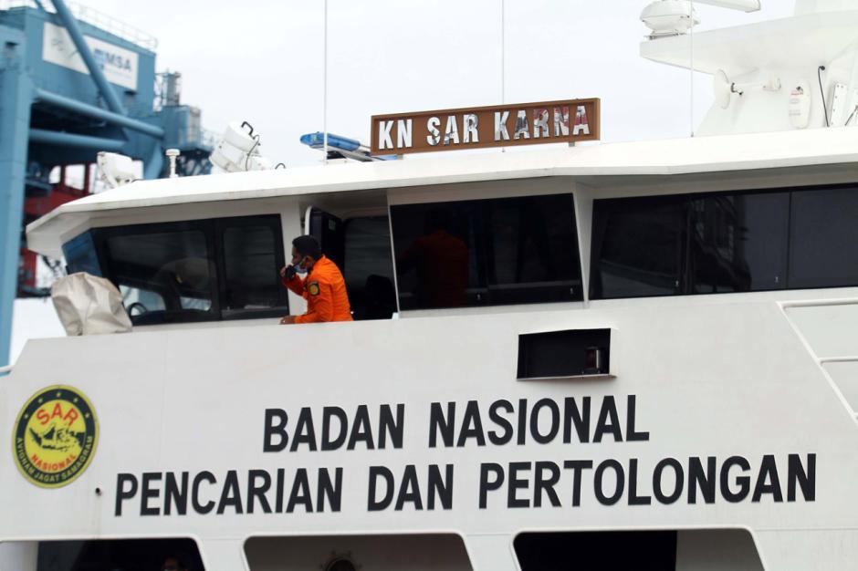 Basarnas Terus Lakukan Pencarian CVR Sriwijaya Air SJ182-8