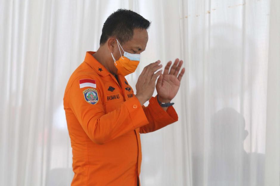 Basarnas Terus Lakukan Pencarian CVR Sriwijaya Air SJ182-0