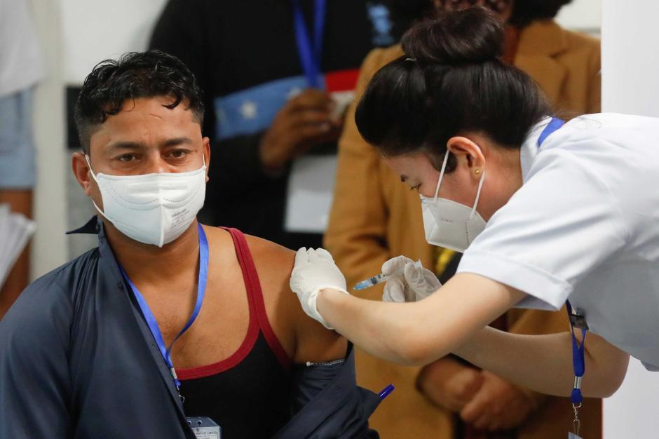 India Mulai Program Vaksinasi Covid-19 Terbesar di Dunia-2