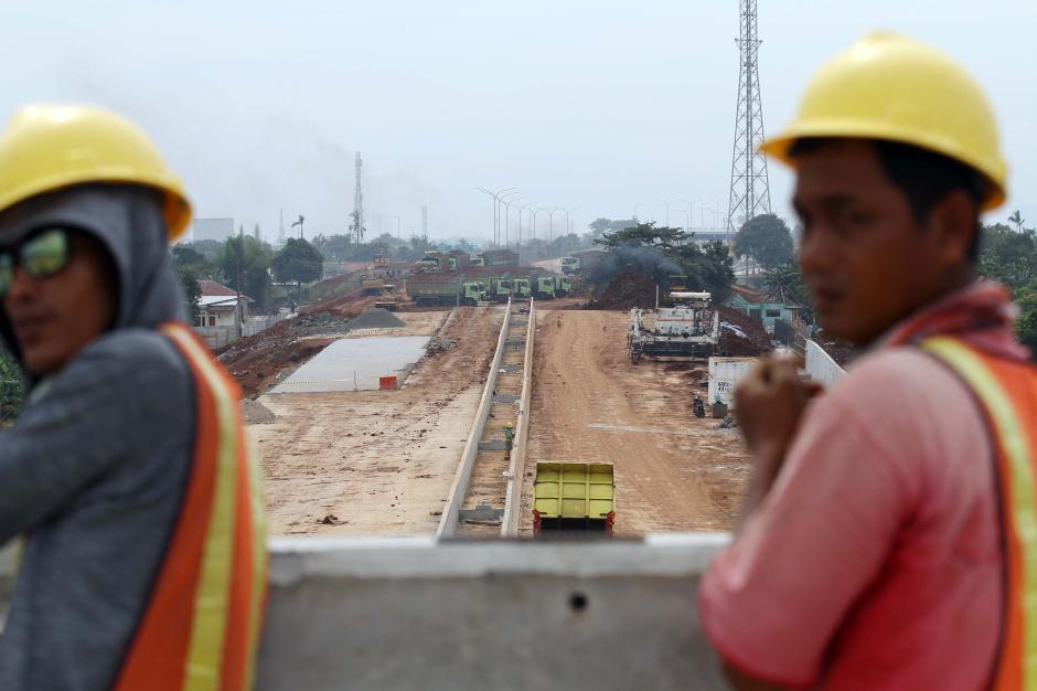 Pembangunan Akses Tol Bandara Internasional Soekarno-Hatta-5