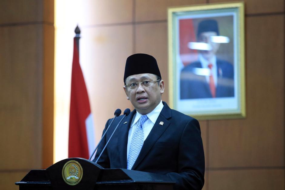 Bambang Soesatyo Lantik Anggota MPR Pergantian Antar Waktu-3
