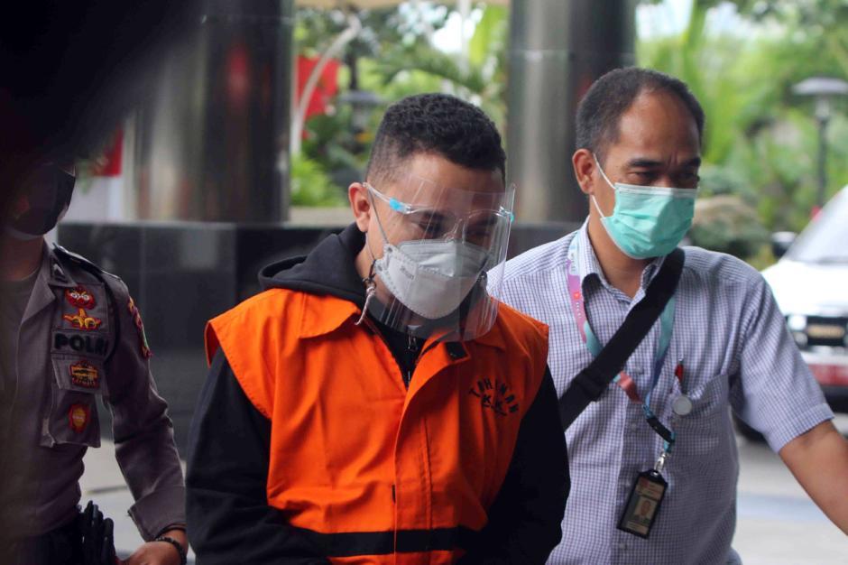 Terus Dalami Kasus Korupsi Bansos Covid-19, KPK Lanjutkan Pemeriksaan Harry Van Sidabukke-0