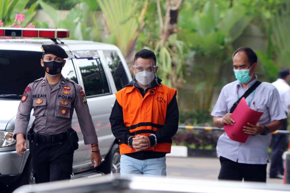 Terus Dalami Kasus Korupsi Bansos Covid-19, KPK Lanjutkan Pemeriksaan Harry Van Sidabukke-1