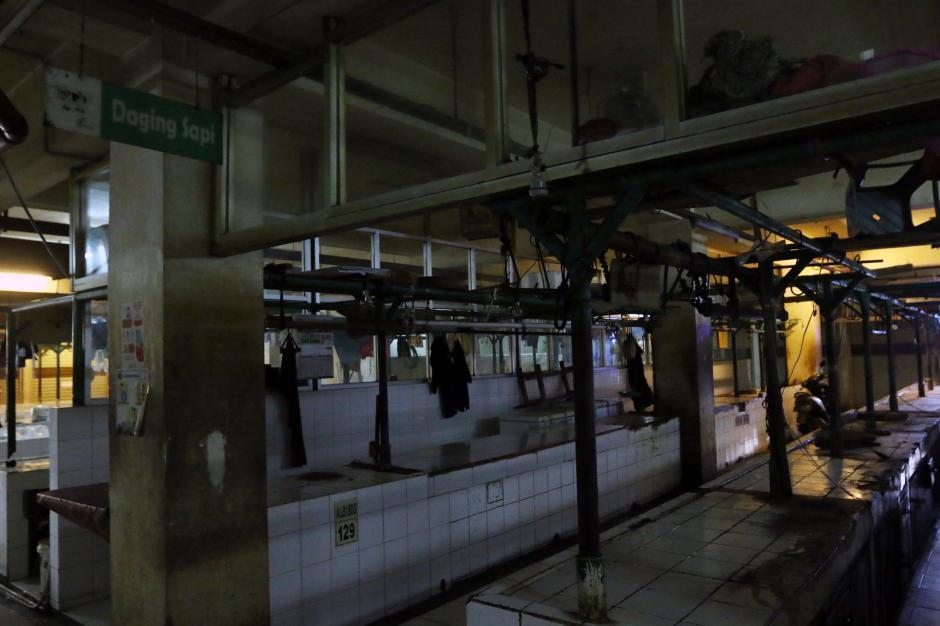 Harga Daging Sapi Melonjak, Pedagang Daging Pasar Kedoya Mogok Berjualan-0