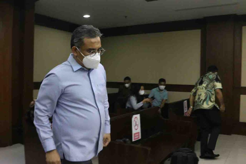 Sidang Lanjutan PK, Eks Gubernur Banten Ratu Atut Chosiyah Hadirkan Ahli Pidana-1